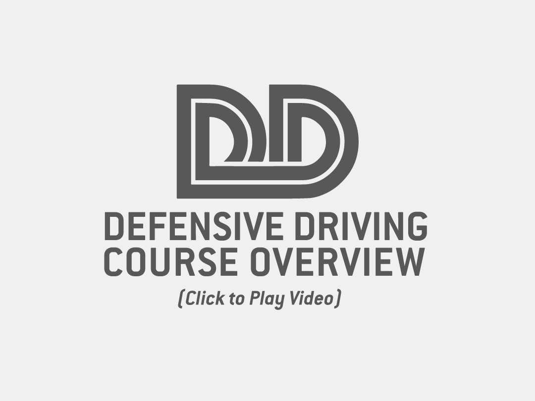 Alberta Defensive Driving Course Online 3 Demerit Points Reduction
